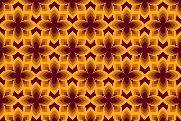 Patrón geométrico groovy