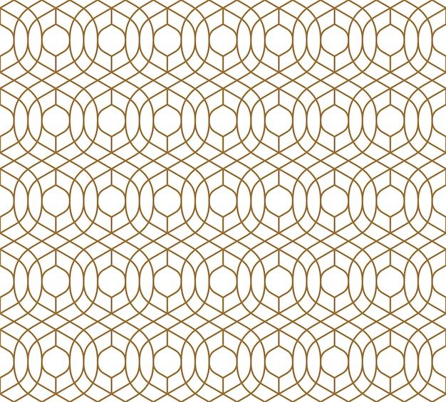 Patrón geométrico inconsútil