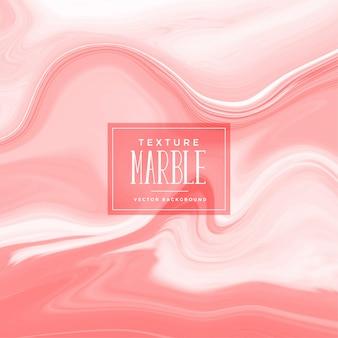 Patrón de mármol en tono rojo pastel.