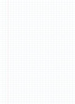 Patrón de papel de rejilla azul