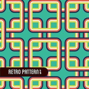Patrón poligonal