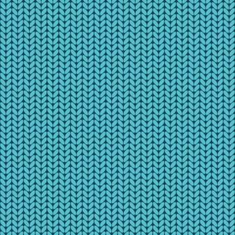 Patrón de punto sin costuras. textura de punto.