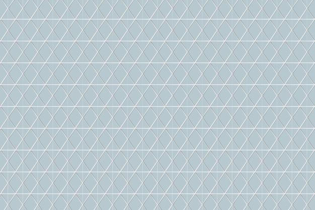 Patrón de rombo transparente sobre un fondo azul claro