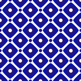 Patrón tailandés de cerámica