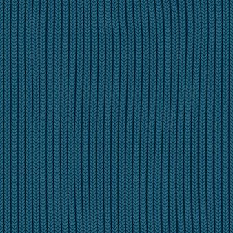 Patrón de tejido sin costuras