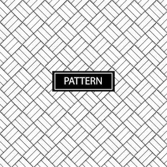 Patrón de tejido