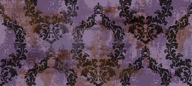 Patrón de textura clásica