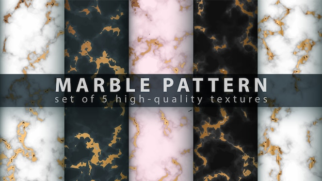 Patrón de textura de mármol