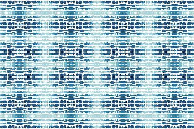 Patrón tradicional acuarela shibori