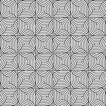 Patrón transparente con textura blanco y negro