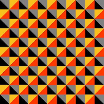 Patrón de triángulo. fondo simple geométrico. ilustración de estilo creativo y elegante.