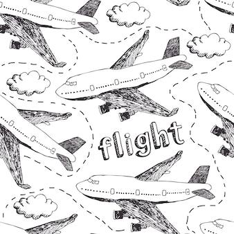 Patrón de vuelo