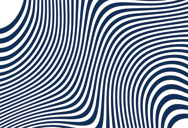Patrón de zigzag transparente turquesa