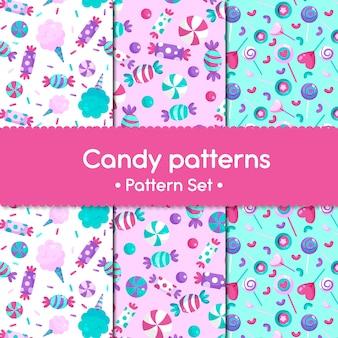 Patrones de caramelo