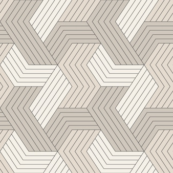Patrones sin fisuras con líneas geométricas simétricas.