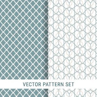 Patrones geométricos sin fisuras. elegante diseño de impresión para alfombras. fondo transparente