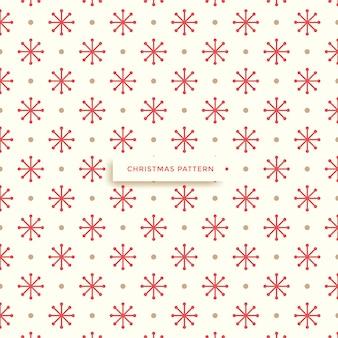 Patrones geométricos sin fisuras. navidad para el diseño de vacaciones de invierno.