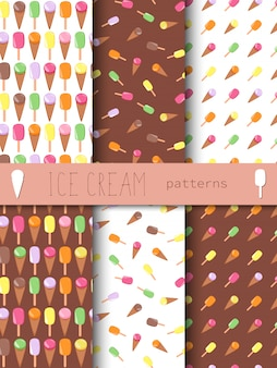 Patrones de helado