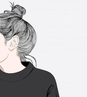 Peinados para mujeres en estilo moderno