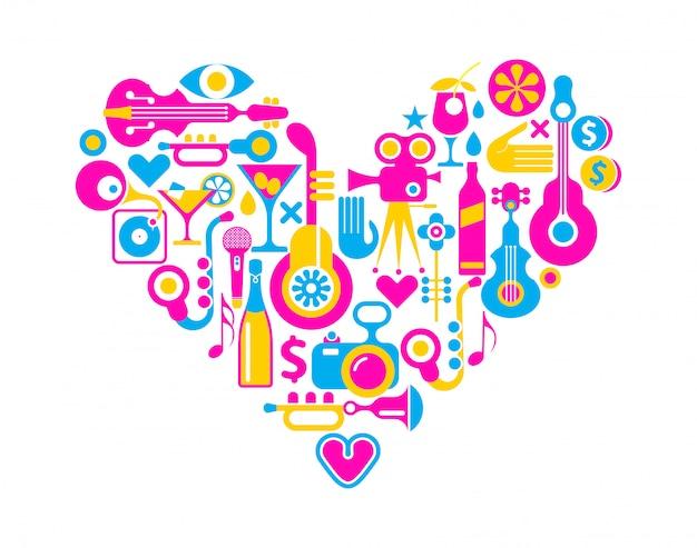 Peliculas y musica corazon