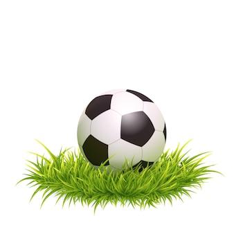 Pelota de futbol clasica