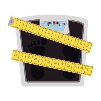 Perder peso diseño
