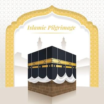 Peregrinación islámica realista