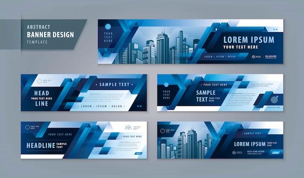Perfil corporativo, plantilla de diseño de catálogo de presentación comercial
