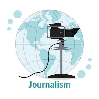 Periodismo en todo el mundo