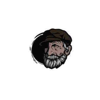 Personaje del viejo