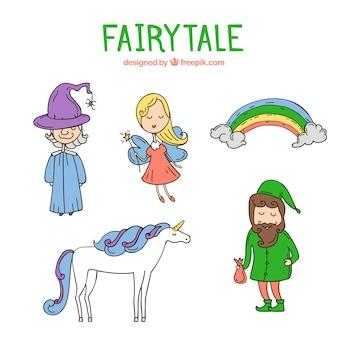 Personajes de fantasía