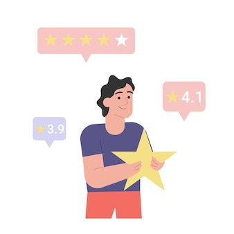 Personas con estrella