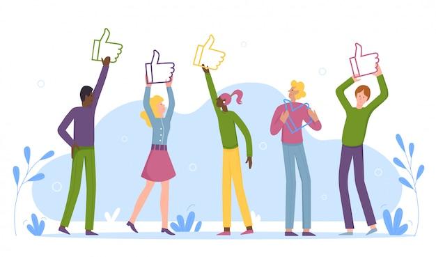 Las personas con tasa como manos. valoración de opiniones y comentarios. elección del cliente y conocer su concepto de cliente.