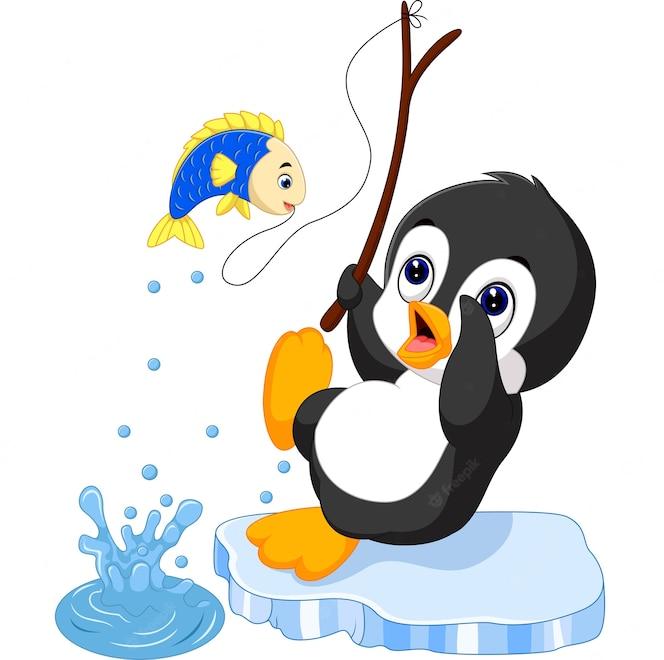 Pesca de pingüinos