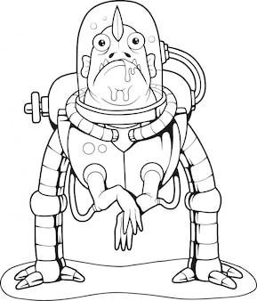 Pez alienígena