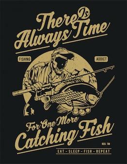 Un pez atrapado más
