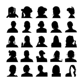 Pictogramas de gestos humanos