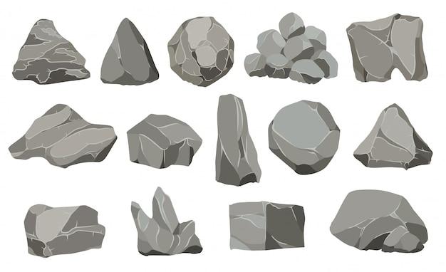 Piedras de roca