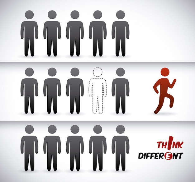 Piensa diferente