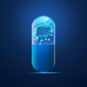 Píldora del cerebro