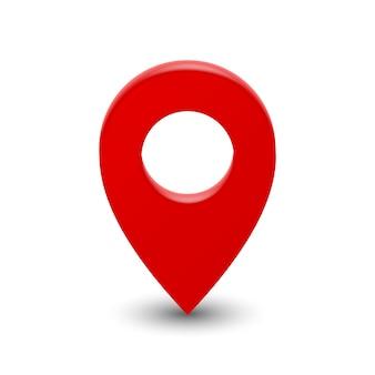 Pin puntero mapa 3d