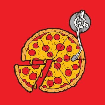 Pizza dj