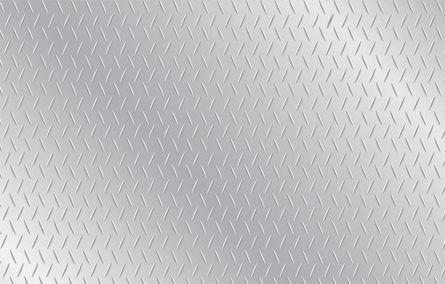 Placa de metal de fondo