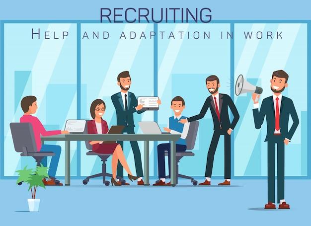 Plan de adaptación de nuevos trabajadores