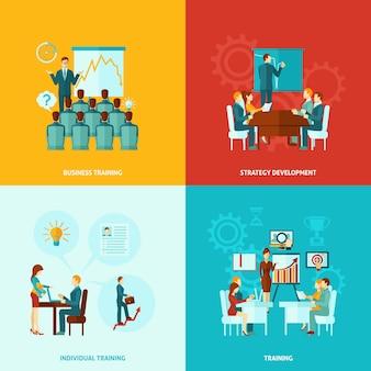 Plan de entrenamiento de negocios