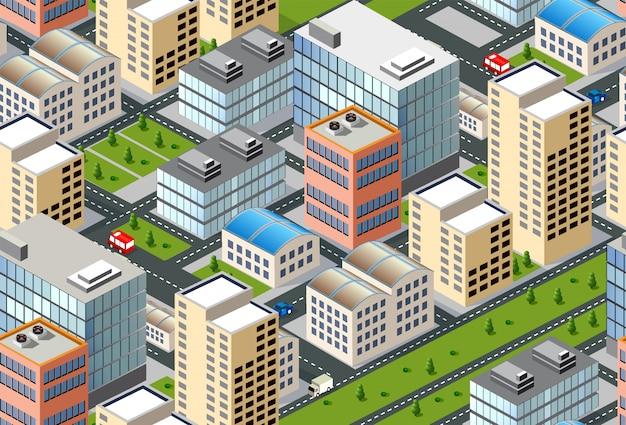 Plan urbano sin costuras