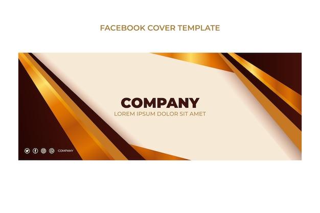 Plantilla de diseño de banner de marca de empresa