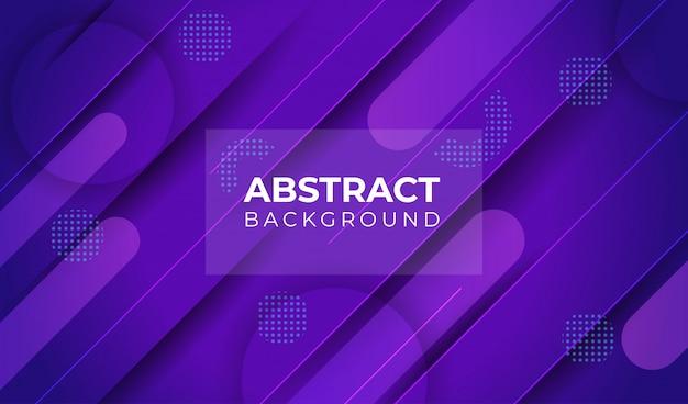 Plantilla de diseño de fondo abstracto moderno