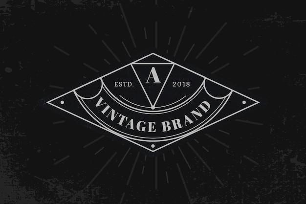 Plantilla de diseño de logotipo