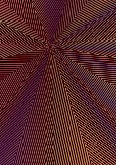 Plantilla de diseño de portada mínima. diseño de folleto moderno. degradados de semitono vibrantes naranja sobre fondo rojo vino. diseño de portada abstracta de moda jugosa.
